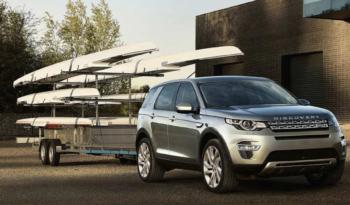 Oferta Land Rover Discovery Sport por 490€/mes completo