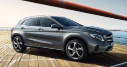Renting Mercedes Benz GLA 200d