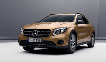 Renting Mercedes Benz GLA 220d 4Matic 177CV completo