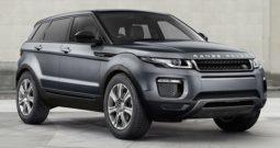 Oferta Range Rover Evoque desde 528€/mes IVA incluido