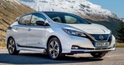 Nissan Leaf Accenta Eléctrico 150CV
