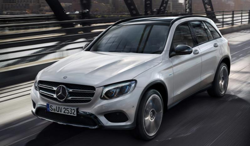 Renting Mercedes Benz GLC 220d 4Matic 170CV por 551€ completo