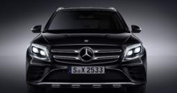 Renting Mercedes Benz GLC 220d 4Matic 170CV por 551€