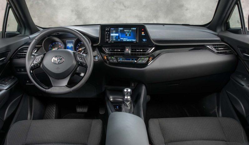 Oferta Limitada: Toyota CHR Active 122CV Hibrido completo