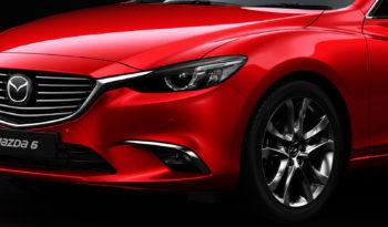 Oferta Renting Mazda 6 2.2 DE 110kW (150CV) Style+ Nav completo