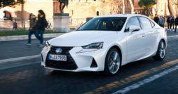 Lexus IS300h Hibrido con 220CV desde 419€/mes*