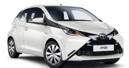 Toyota Aygo 1.0 X-Play 51KW (69CV) Business 5p. – Blanco –