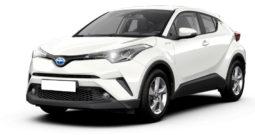 Oferta Limitada: Toyota CHR Active 122CV Hibrido
